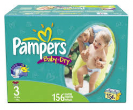 PAMPERS DESTOCKAGE